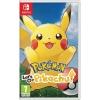 SWITCH Pokémon Let's Go Pikachu!