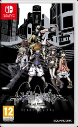 SWITCH The World Ends with You: Final Remix