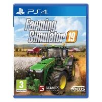 PS4 Farming Simulator 19