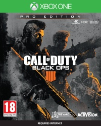 XONE Call of Duty: Black Ops IV Pro Edition