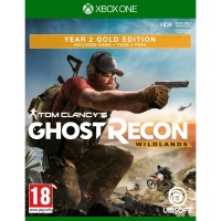 XONE Tom Clancy's Ghost Recon: Wildlands Gold Y2