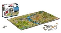 4D Puzzle - Praga