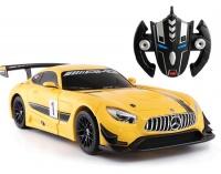 R/C Samochód Mercedes-AMG GT3 Transformer (1:14)