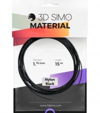 3DSimo Filament NYLON - czarny 15m