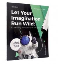 3DSimo Book (angielski) + Książka z szablonami