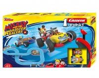 Tor wyścigowy Carrera FIRST - 63013 Mickey Racers
