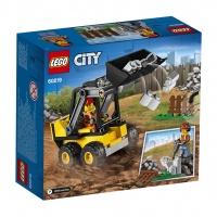 LEGO CITY 60219 Koparka na budowę
