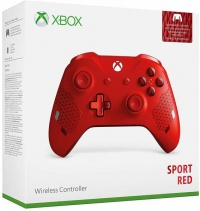 XONE S Wireless Controller Sport Red SE