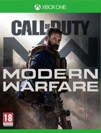 XONE Call of Duty: Modern Warfare