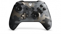 XONE S Wireless Controller - Night Ops Camo