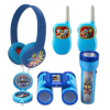 Zestaw Psi patrol - krótkofalówka, słuchawki, lornetka, latarka