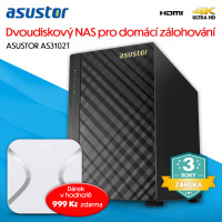 Asustor AS3102T + Smart Scale US20E