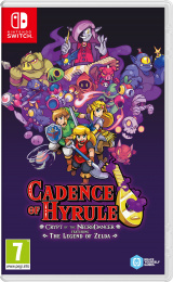 SWITCH Cadence of Hyrule: Crypt of the NecroDancer