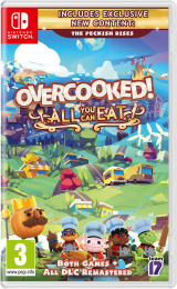 SWITCH Overcooked! All You Can Eat
