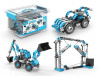 Zestaw konstrukcyjny Motorized Maker 60w1