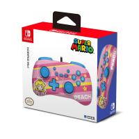 SWITCH Horipad Mini (Super Mario Series - Peach)