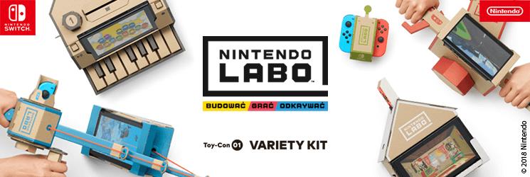 PL Nintendo Labo PL