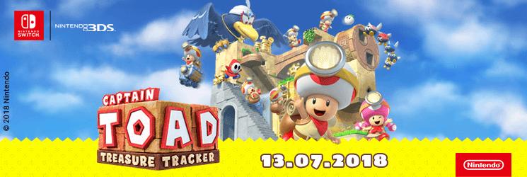 PL Captain Toad: Treasure Tracker