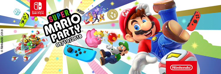 PL Super Mario Party