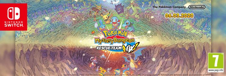 PL Pokémon Mystery Dungeon