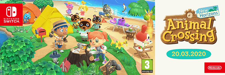 PL Animal Crossing: New Horizons