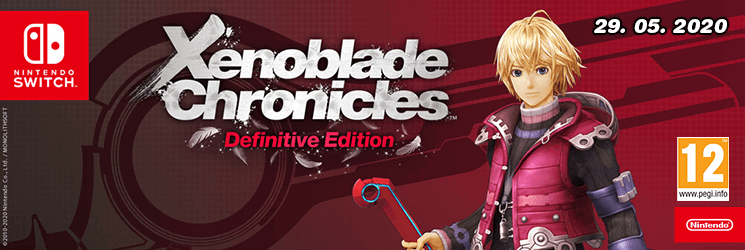 PL Xenoblade Chronicles: Definitive Edition