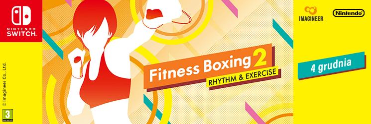 PL Fitness Boxing 2: Rhythm & Exercise