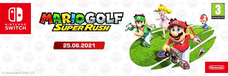 PL Mario Golf: Super Rush