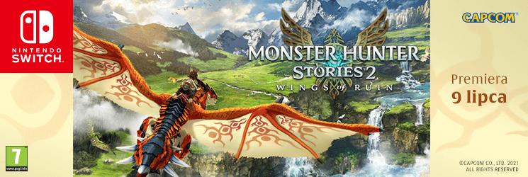 PL Monster Hunter Stories 2