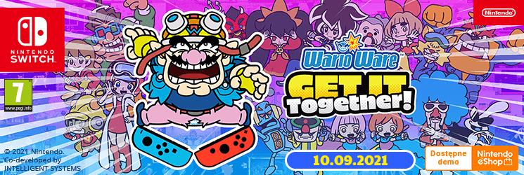PL WarioWare: Get It Together!
